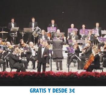 Conciertos de Navidad y Año Nuevo