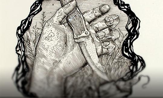 Ilustración, Puñal de EL NOBLE