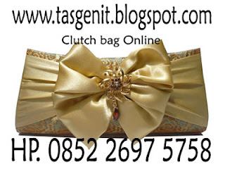 clutch bag online, tas pesta songket