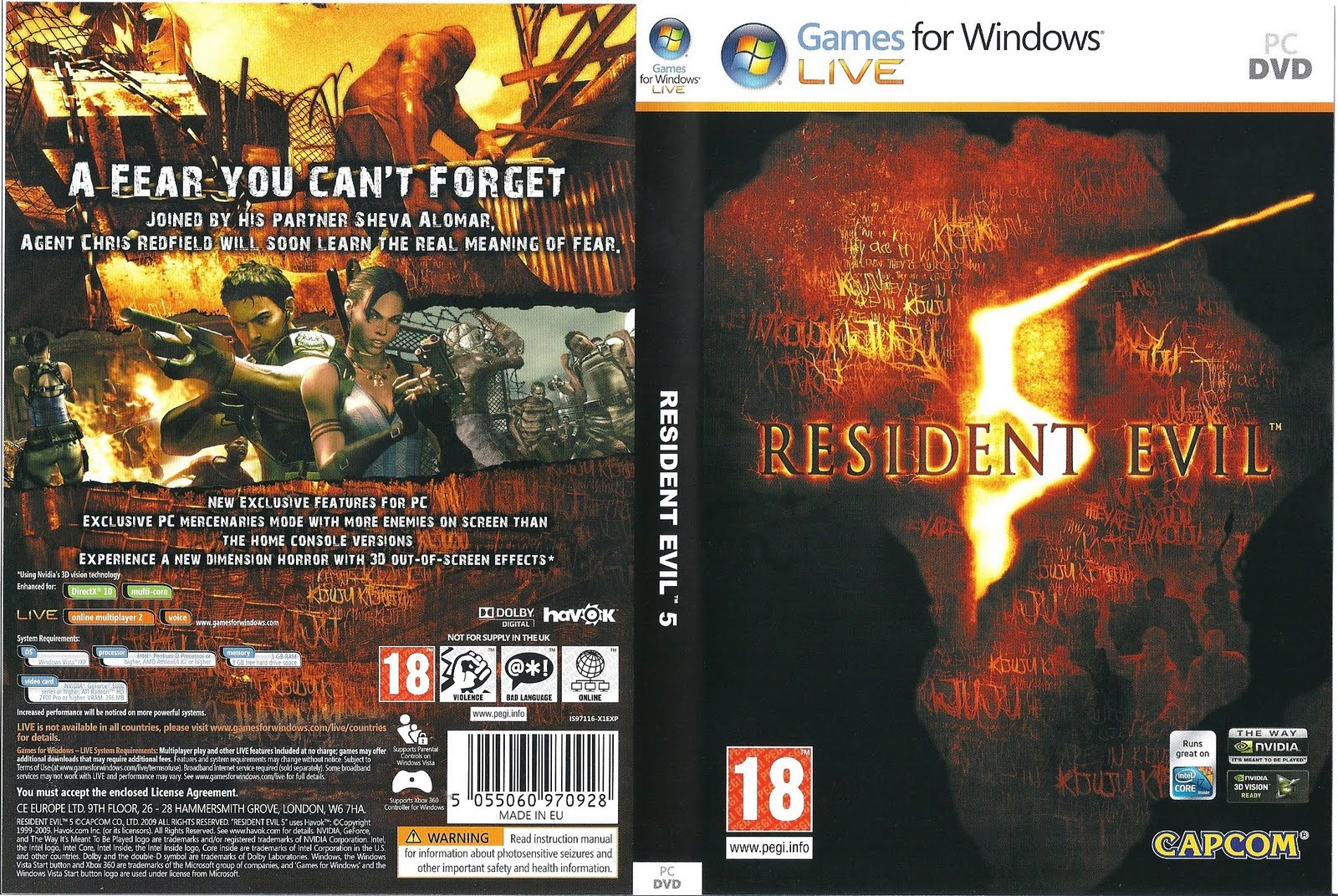 RESIDENT EVIL 5 GUIDE PDF DOWNLOAD