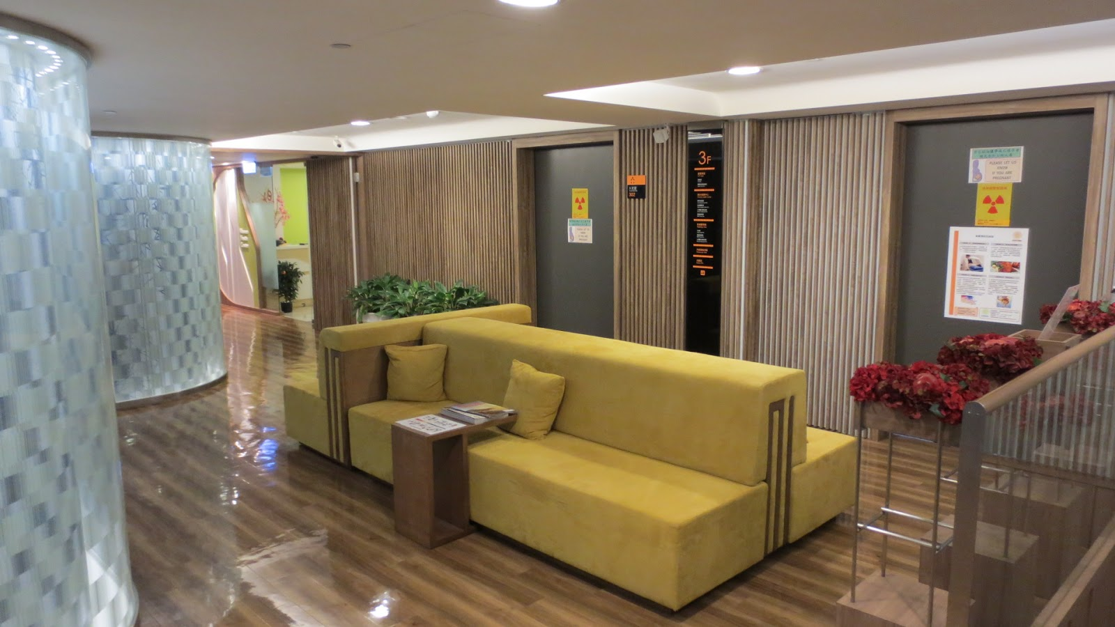 Cancer Hospital Waiting Room Areas Joy Studio Design