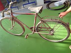 bicicletta vecchia