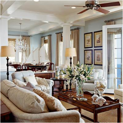 Coastal Living Room Design Ideas Room Design Inspirations