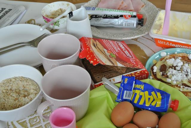 Lördagsfrukost