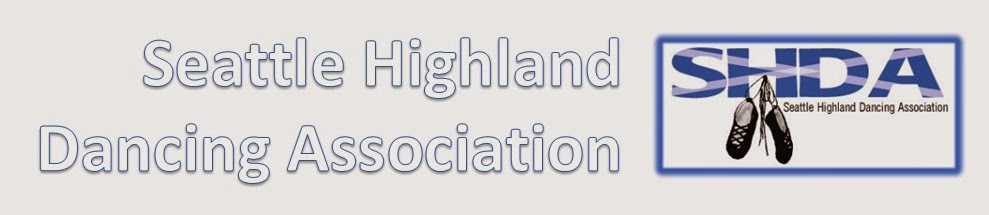 Seattle Highland Dancing Association