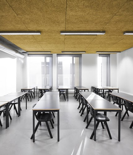 Braamcamp Freire Secondary School in Lisbon by CVDB Arquitectos'