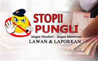 Polres Sidrap Launching Bebas Calo Dan Pungli,  Di Samsat Dan Pelayanan SIM Masih Diduga Ada Pungutan Diluar PNBP