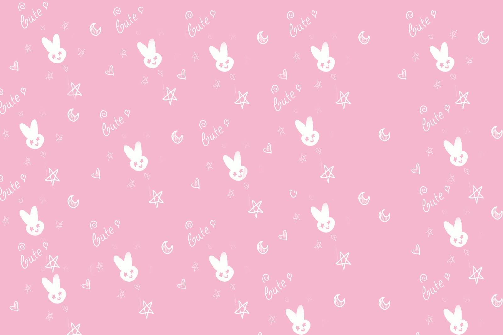 pink kawaii wallpaper -#main