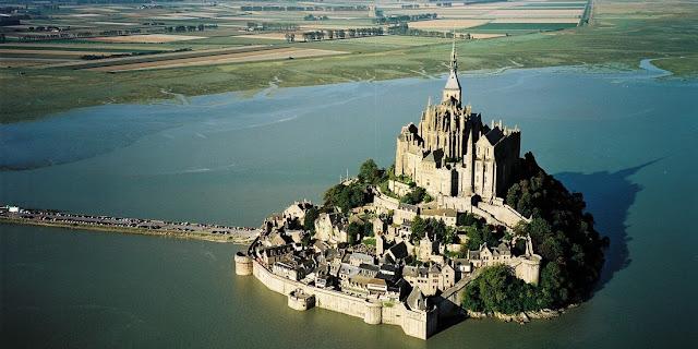 Prancis kota sejarah