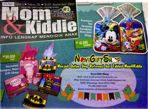 Mom%26Kiddie NoviGiftShop Tabloid Majalah Koran Referensi MNC Group Ibu Anak About JualSouvenirUltahAnak.com