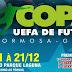 I Copa UEFA de Futsal começa em novembro