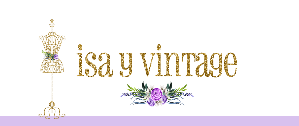 Isa y vintage
