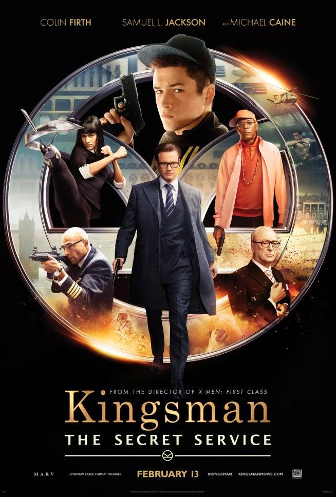 Đặc Vụ Kingsman - Kingsman Secret... (2014)
