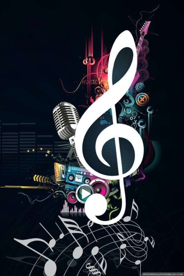 Wallpapers Iphone Music