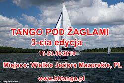 Rejestracja Tango Pod Żaglami / Registration Tango Under Sails