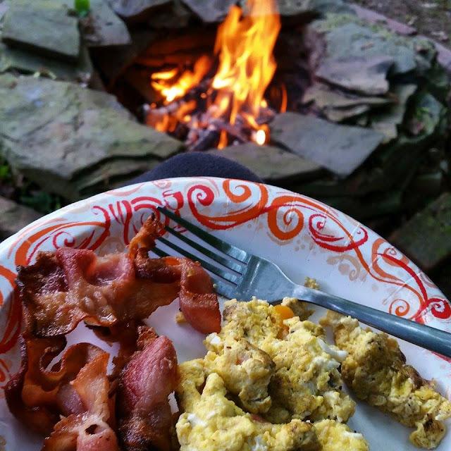 Recipe - Campfire Breakfast