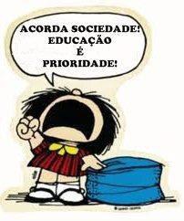 EDUCAÇÃO DE QUALIDADE JÁ!!!