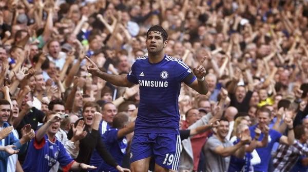 Inilah Alasan Atletico Madrid jual Diego Costa ke Chelsea