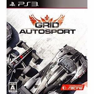 [PS3] GRID Autosport [グリッド オートスポーツ] (JPN) ISO Download