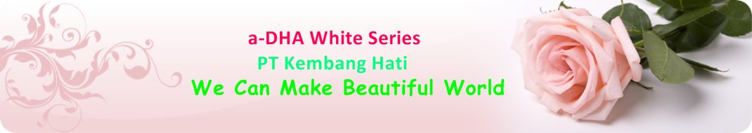 a-DHA White Series