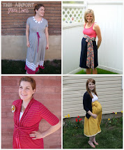DIY Maternity Clothes Patterns