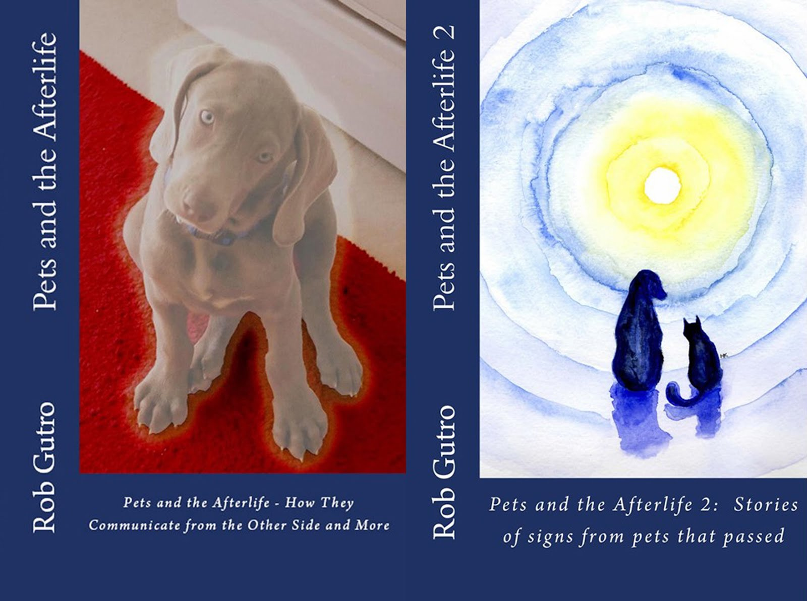 Rob's Pets and the Afterlife Books