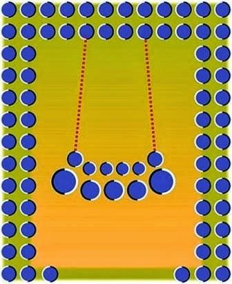 ilusiones opticas, movimiento, efectos visuales, ilusiones ópticas, péndulo que se mueve, pendulo, oscilante, oscilacion,