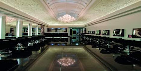 Former Theatres Makes for a Dramatic London Salon!