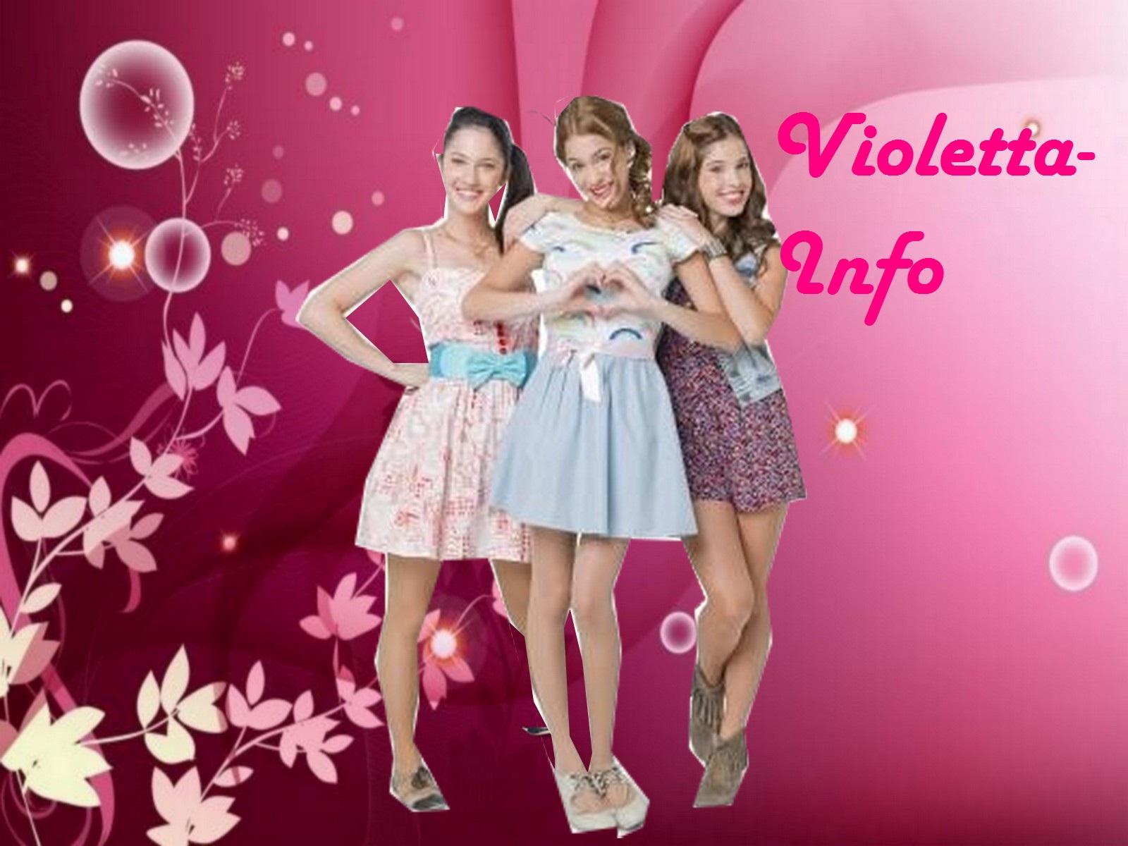 Violetta info - Info violetta ...