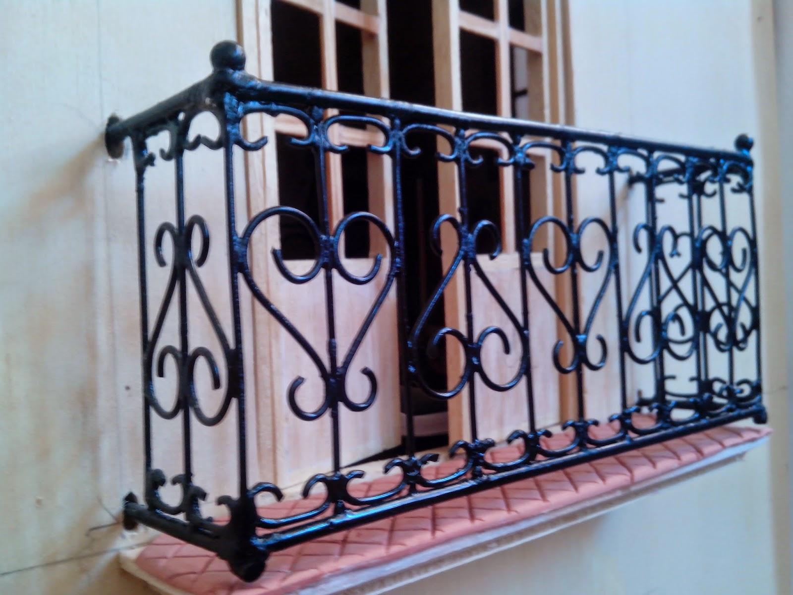 Los hobbies de pedro - Balcones de forja antiguos ...