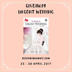 Giveaway Urgent Wedding