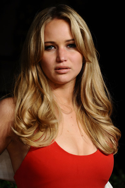 Jennifer Lawrence - Hairstyles Pictures For Woman Trendy Hot 2012