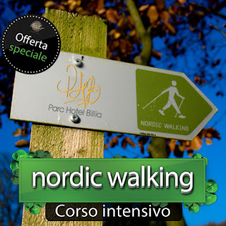 Trekking e Nordic walking in Valle d'Aosta