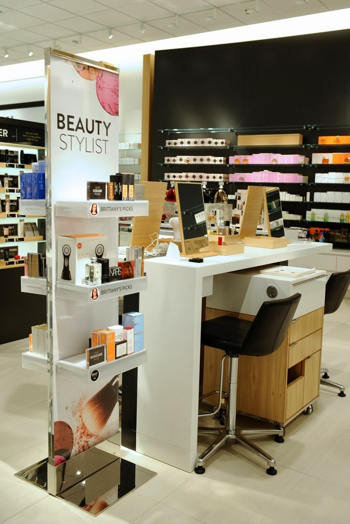New Look for Nordstrom Beauty