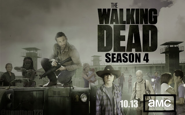 The Walking Dead: cuarta temporada