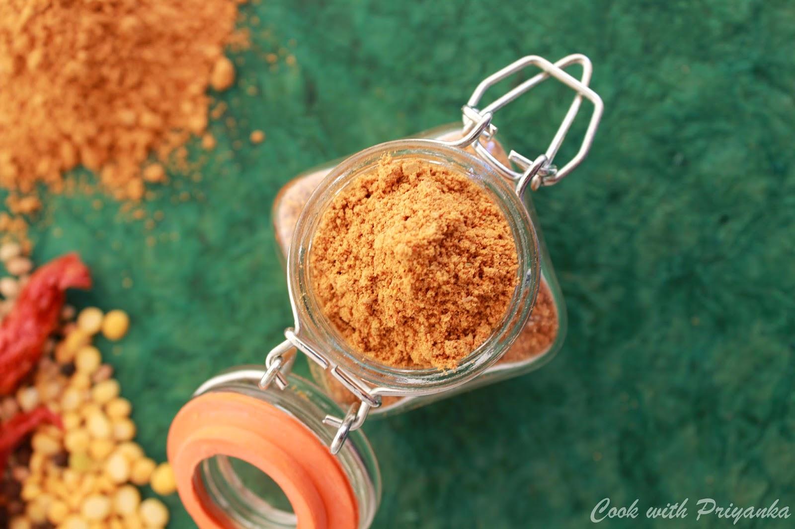 http://cookwithpriyankavarma.blogspot.co.uk/2014/06/homemade-sambhar-powdersambhar-podi.html