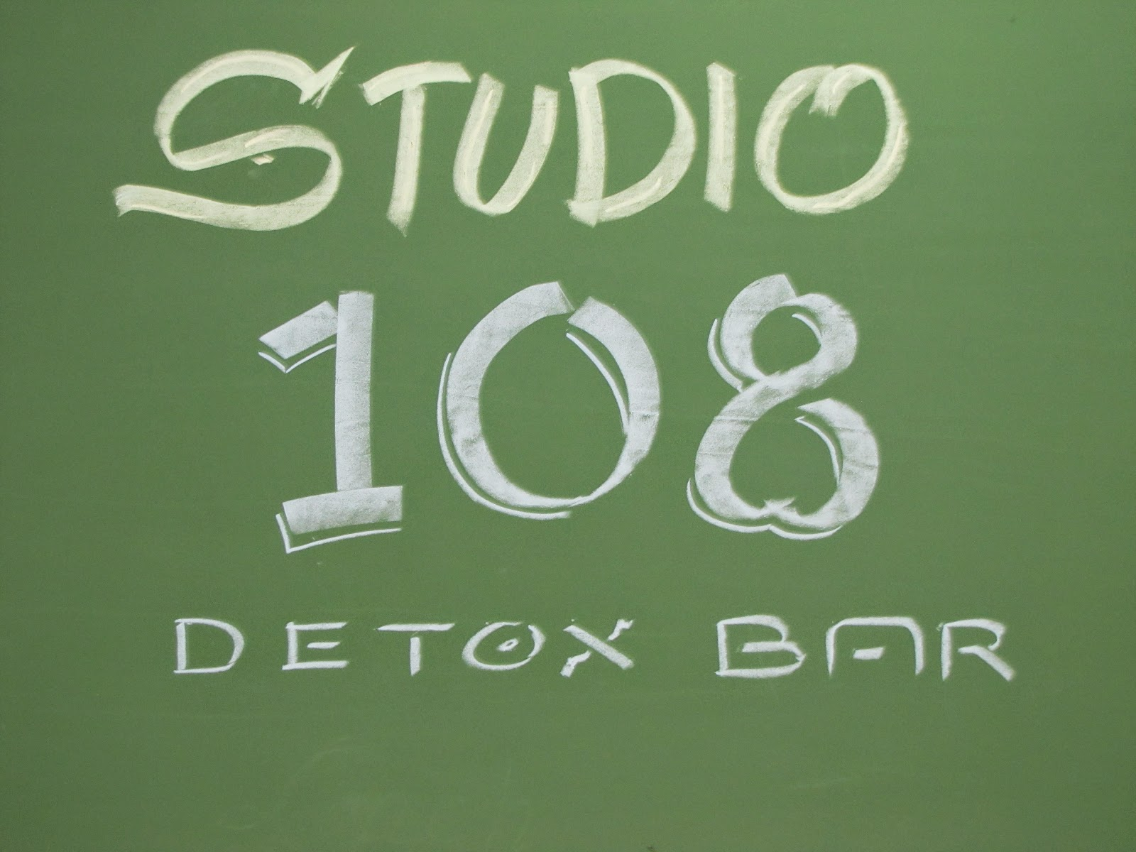FTW! Blog, Studio 108, Detox Bar, #032yoga, #cebuyoga #yoga032