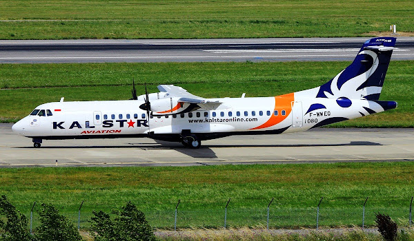 Kalstar Aviation, ATR 72-600. ZonaAero