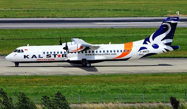 Kalstar Aviation, ATR 72-600. ZonaAero