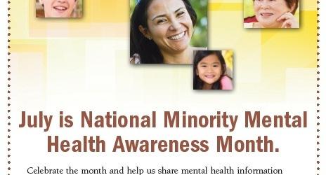 Bipolar 101 national minority mental health awareness month