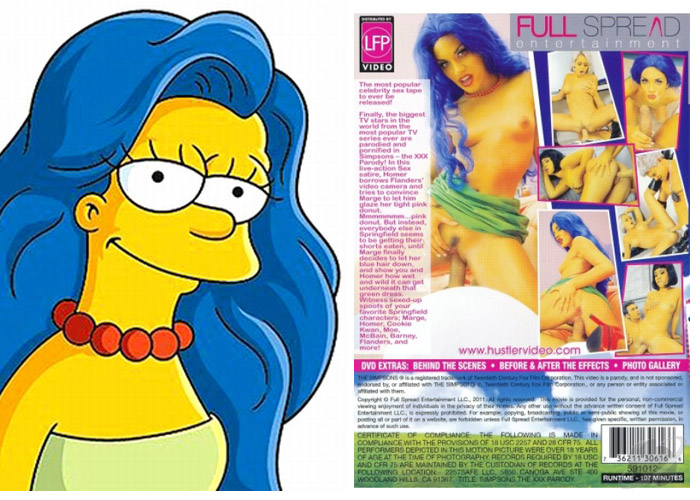 The Simpsons Los Simpson Parody Marge Homer S