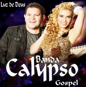 Download CD Banda Calypso Gospel - Luz de Deus 2014