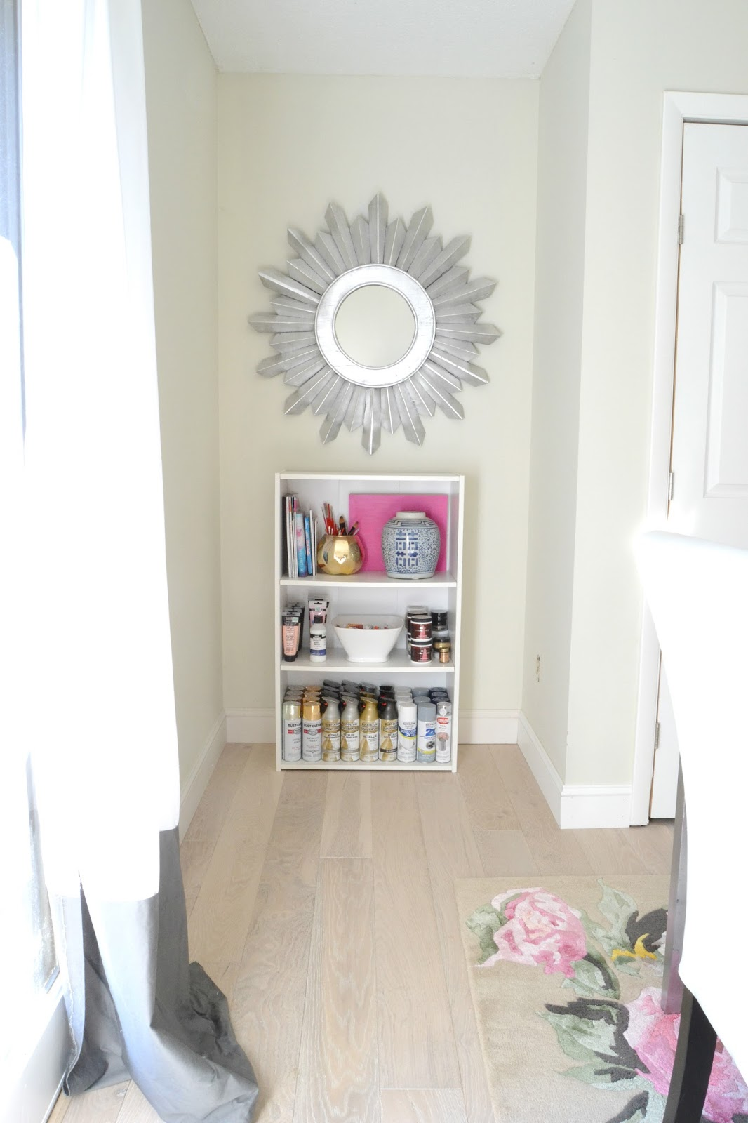 LiveLoveDIY: Home Office Decorating Ideas: My Latest Office Makeover