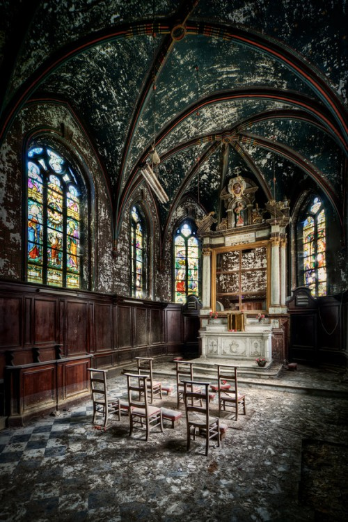 Abandoned Church Brilliant With Abandoned Church | See More Pictures | #SeeMorePictures Images