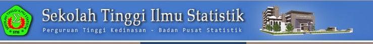 Pendaftaran Sekolah Tinggi Ilmu Statistik (STIS)