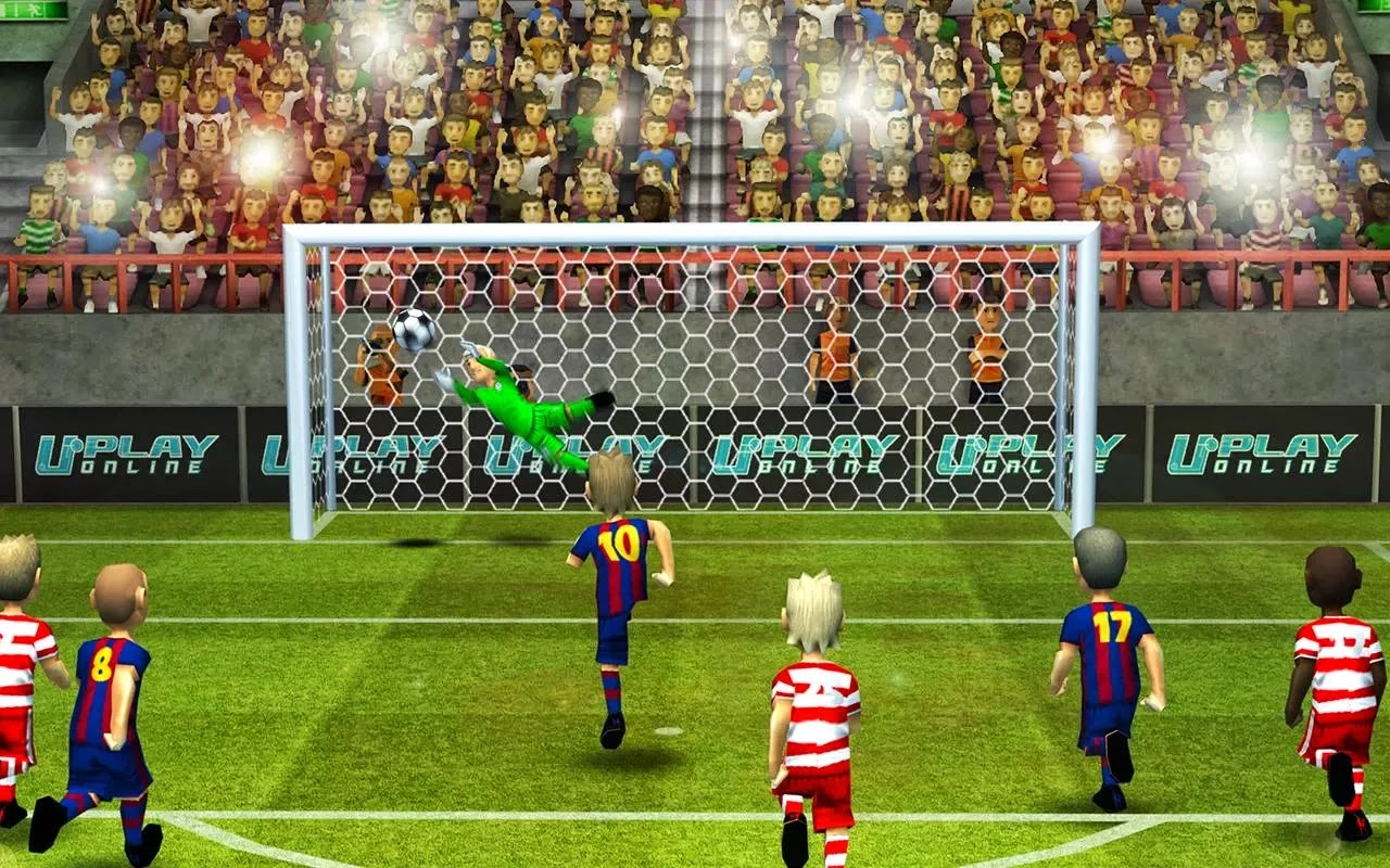 Striker Soccer 2 v1.0.0 Mod [Unlimited Coins/Unlocked]