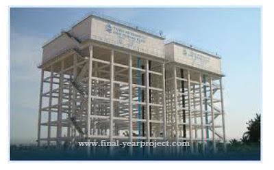 design of elevated service reservoir