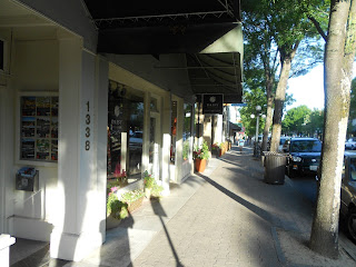 shopping in st helena california