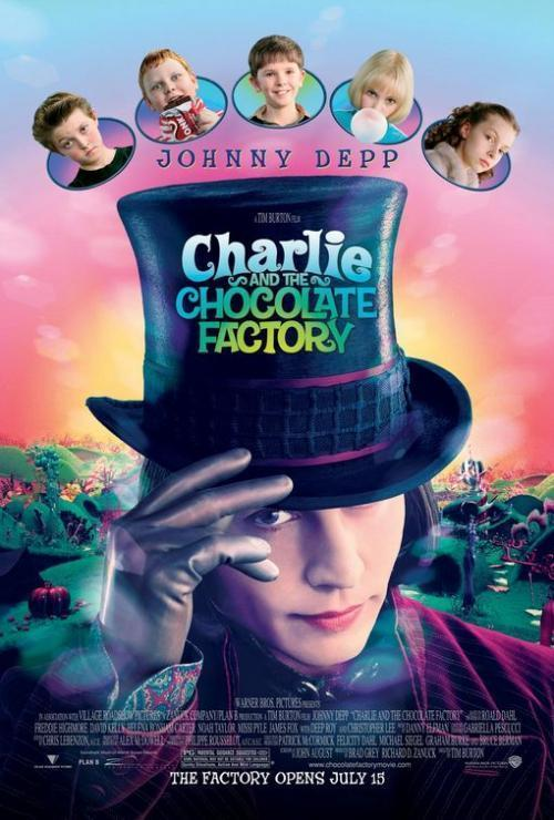 charlie and the chocolate factory johnny epp