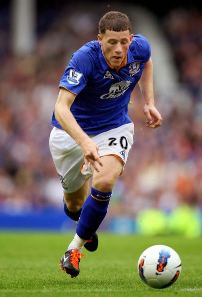 Ross Barkley - Everton